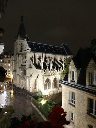 Hotel Parc St. Severin - Esprit de France: St. Severin desde Habitación 42