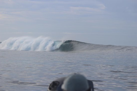 Waidroka Bay Resort: Fiji Pipe