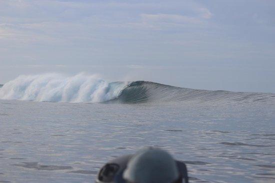 Waidroka Bay Resort : Fiji Pipe