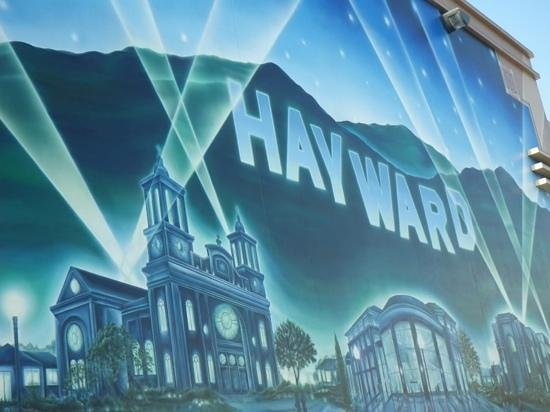 Mural Arts Program of Hayward: theater