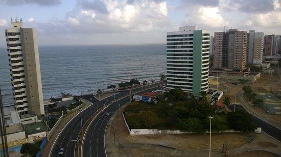 Veleiros Mar Hotel: Vista - 12. andar