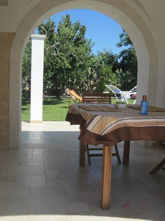 Il Calascione Apulian Villas: Garden
