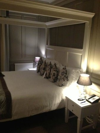 Vanbrugh House Hotel: The Vicarage Suite room
