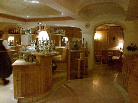 Hotel Diamant: bar
