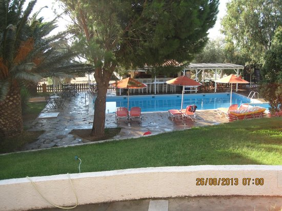 Ledra Samos Hotel: Et smukt sted