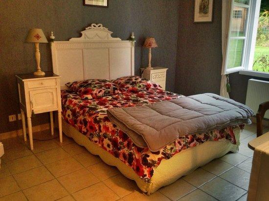 A La Maison Jaune : My bed...