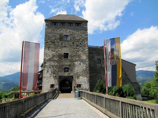 Burgwirt Oberkapfenberg