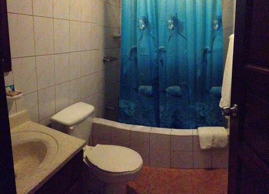 Pancho's Villas Bathroom