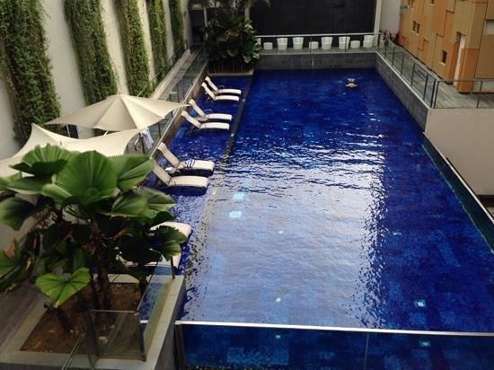 Le Meridien Singapore, Sentosa: pool area
