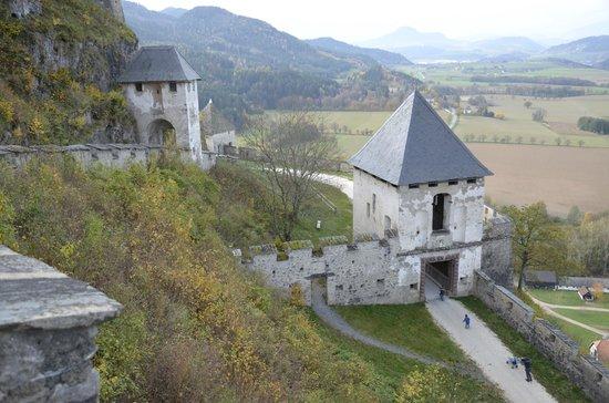 Hochosterwitz Castle (Burg Hochosterwitz): Due porte del Castello