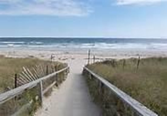 The Dolphin Den: Enter Ogunquit Beach