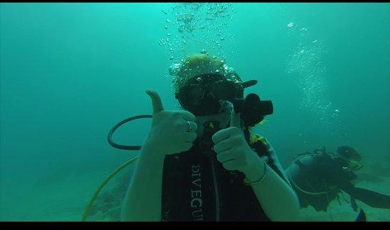 DiveGurus Boracay Beach Resort: Diving