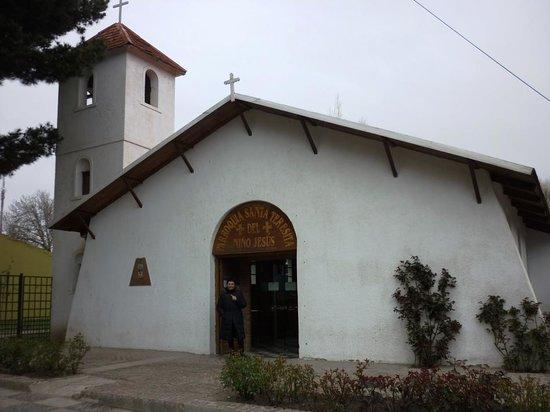 Santa Teresita del Niño Jesús: fachada