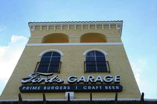 Fords Garage Picture Of Ford S Garage Estero Tripadvisor Make Your Own Beautiful  HD Wallpapers, Images Over 1000+ [ralydesign.ml]