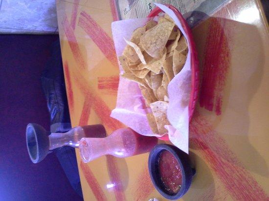 El Cactus: Chips