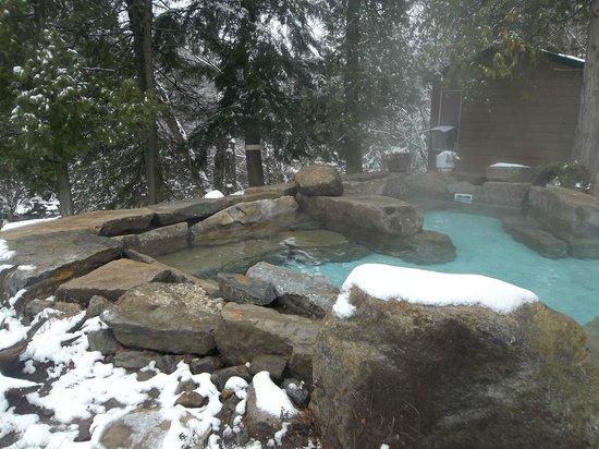 Auberge Beaux Reves Et Spa (Sweet Dreams Inn): spa