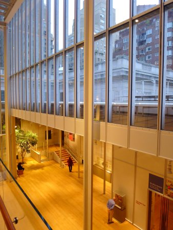 The Morgan Library & Museum: The new building designed by Renzo Piano
