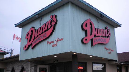 Dunn's Famous Bank Street Deli: Dunn's Famous Bank Street