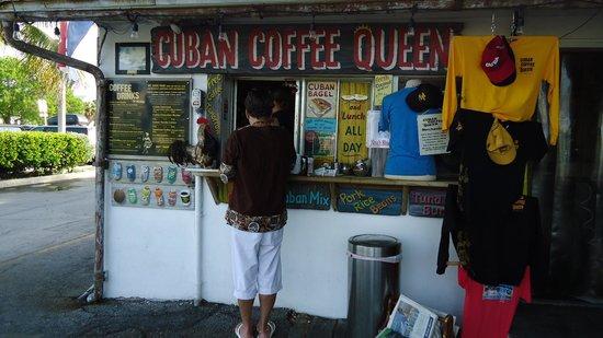 Duval Street: Cuban Coffee Queen