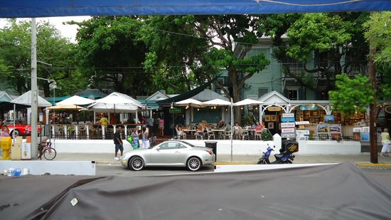Duval Street: Caroline's Cafe