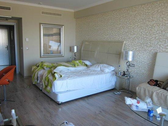 Atrium Platinum Hotel: our room