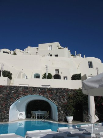 Canaves Oia Hotel: view of hotel