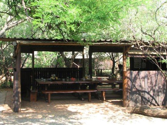 Mosetlha Bush Camp & Eco Lodge : Grounds