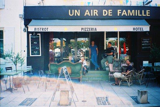 Un Air de Famille : La famille, été 2013