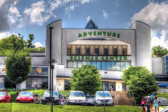 Adventure Science Center : Science Center