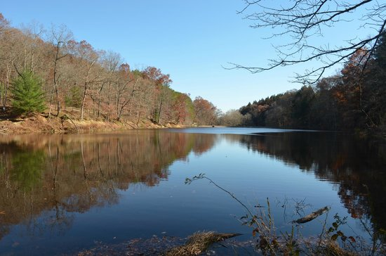 Brown County State Park : Lago