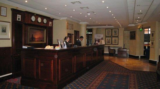 O'Callaghan Davenport Hotel : Lobby