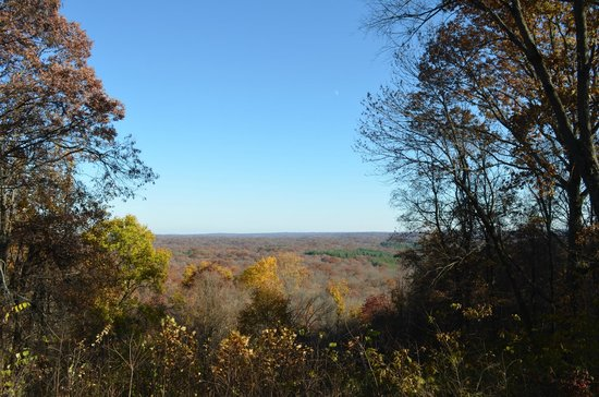 Brown County State Park : Mirador