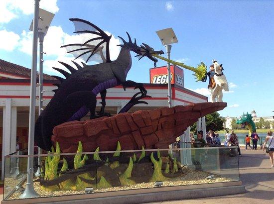 Disney Springs: Legoland