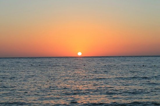 SunConnect Sunrise Diamond Resort: Sonnenaufgang