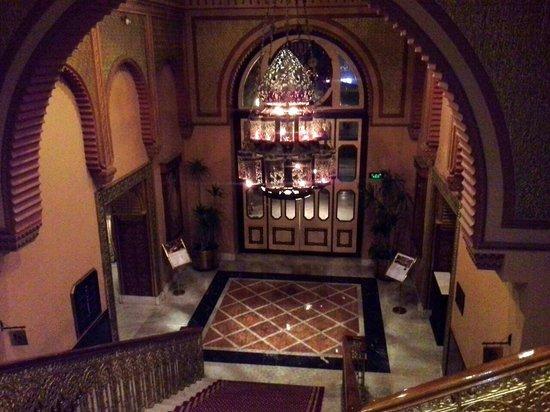 Cairo Marriott Hotel & Omar Khayyam Casino: Hotel