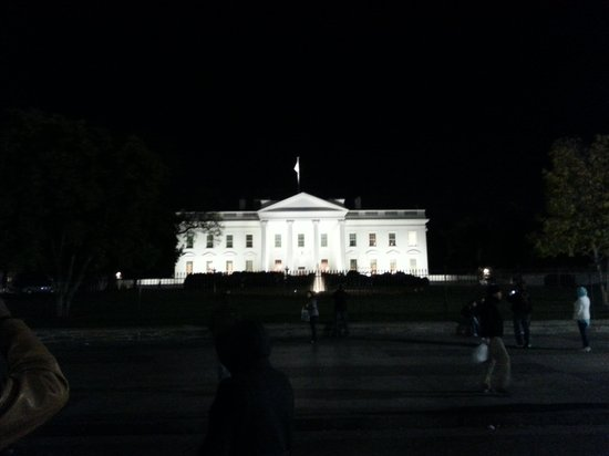 On Board Tours DC : The White House