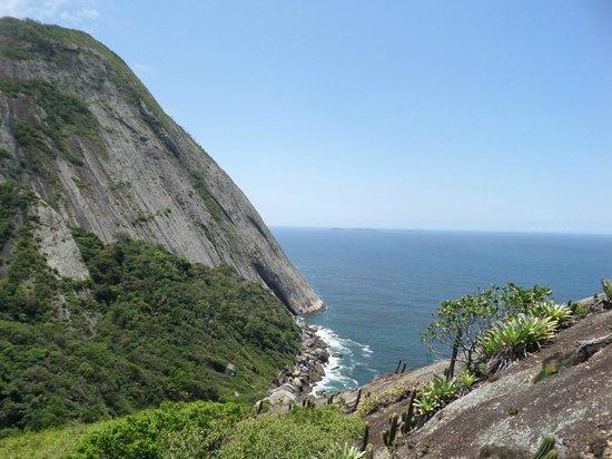 Serra da Tiririca State Park: View of the Costao