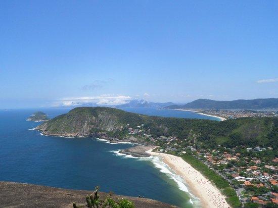 Serra da Tiririca State Park: View from the Costao