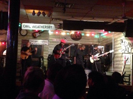 Kingston Mines, o melhor do blues em Chicago.
