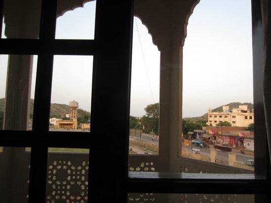 Hotel Amer View: Balkon