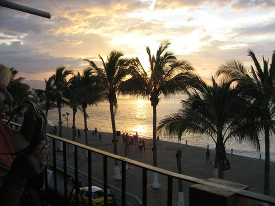 View from Viejo Vallarta