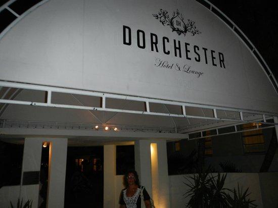 Dorchester Hotel: FRENTE