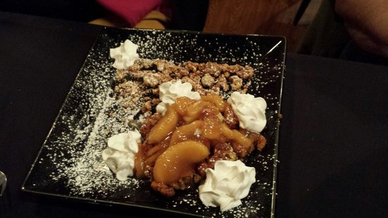 3rd and Main : Caramel apple cinnamon bread pudding