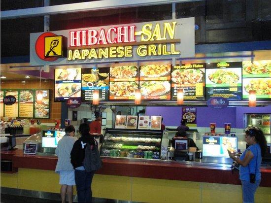 Japanese Food Court Oahu