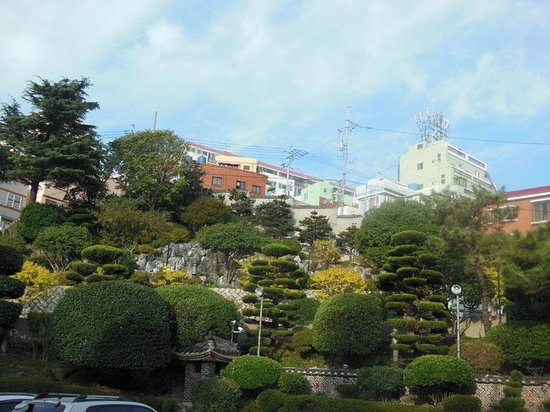 Hotel Commodore Busan: ホテル外観-2