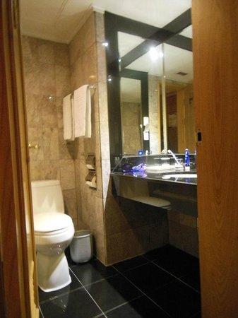 Hotel Commodore Busan: バスルーム