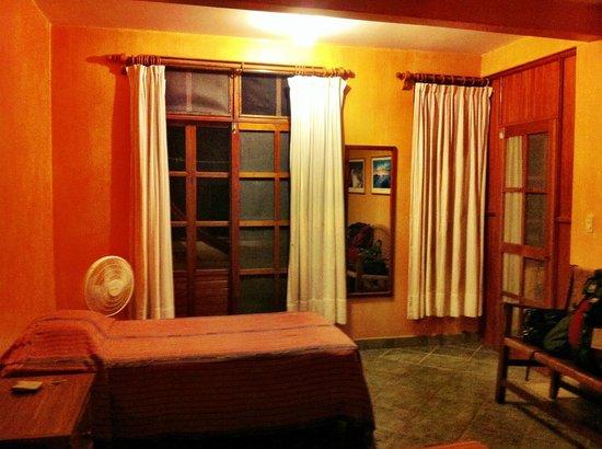 Casa de Dan: Bedroom