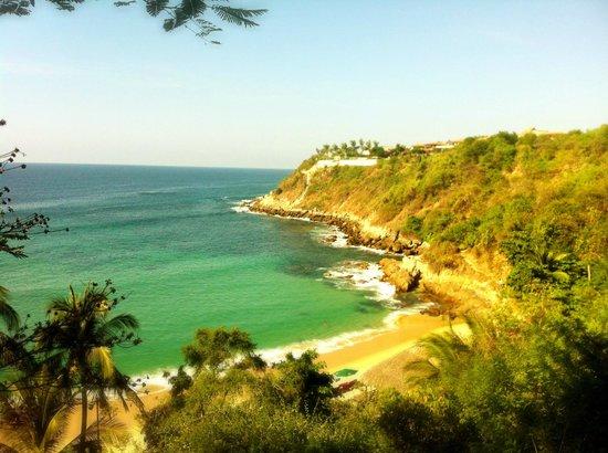 Casa de Dan: Playa Carrizalillo