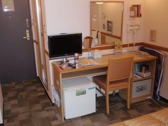 Toyoko Inn Akitaeki Higashiguchi: View of the Room