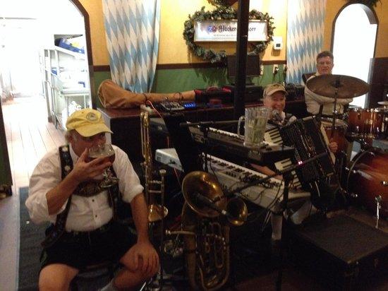 Gerst Haus: Fun Band